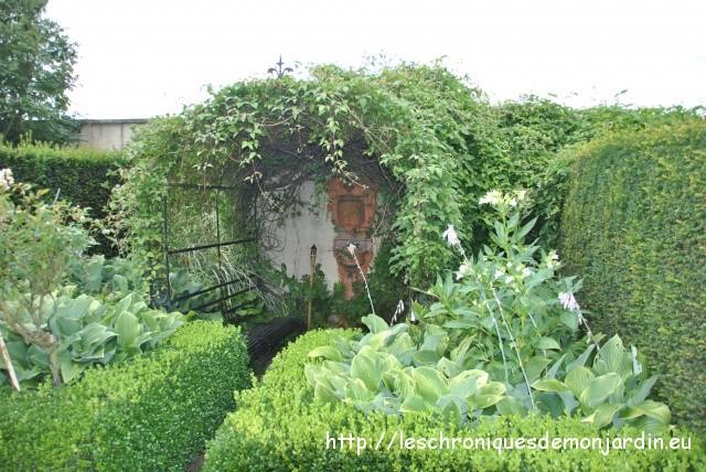 Vacances en normandie inspiration 2 les chroniques de for Jardin d italie chateauroux