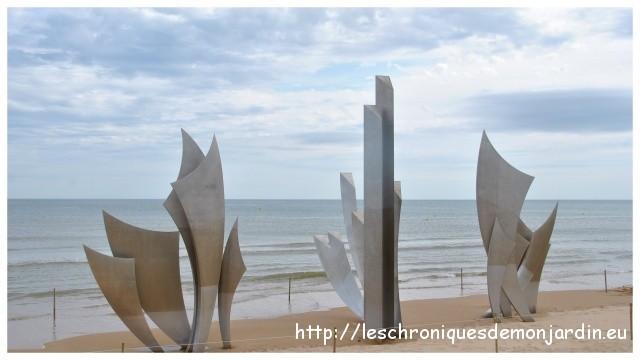 Plage débarquement Normandie1
