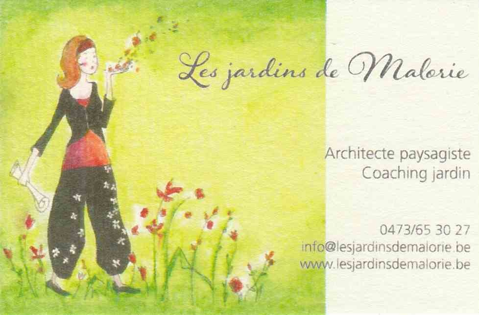 Les Jardins de Malorie, Architecte paysagiste -  Coaching Jardin